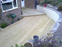 Q Deck Canterbury Deck Boards