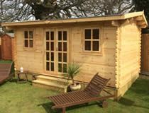 Log Cabins & Garden Buildings